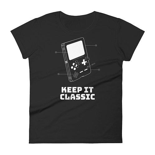 Keep It Classic - Women's Tee