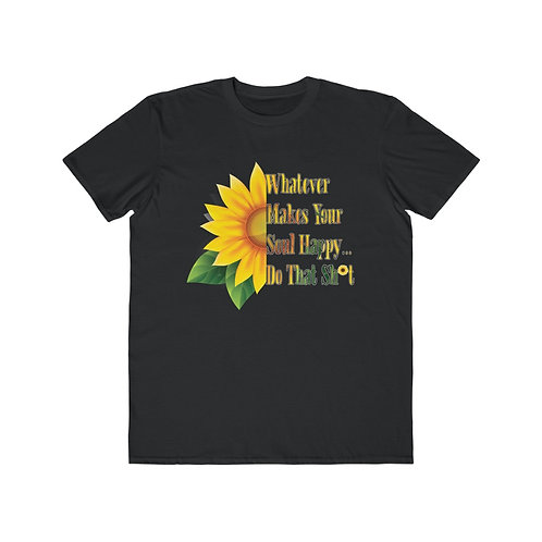 Happy Soul Sunflower - Men's Tee