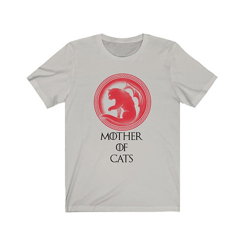 Mother of Cats - Unisex Tee