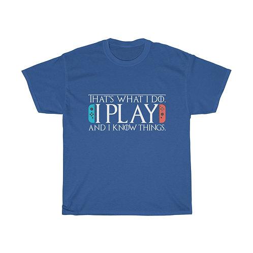 Play & Know - Unisex