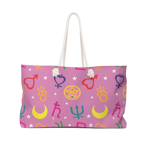 Sailor Scouts - Weekender Bag