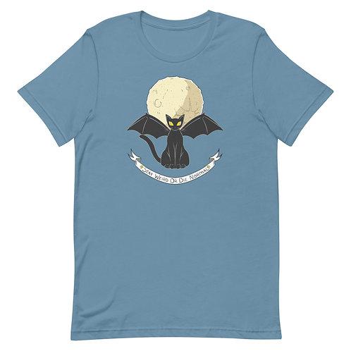 Bat Cat - Unisex Tee