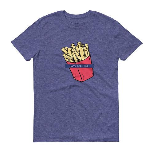 Love.Life.Fries - Men's Tee
