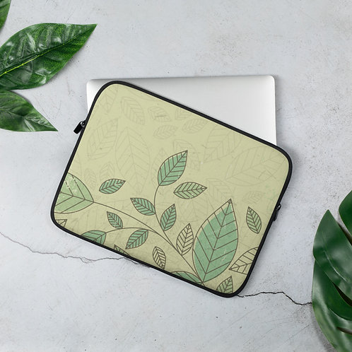 Grunge Floral - Laptop Sleeve
