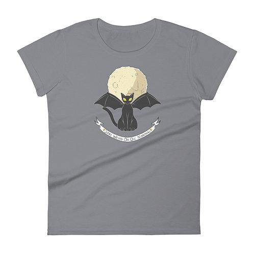 Bat Cat - Women's Tee