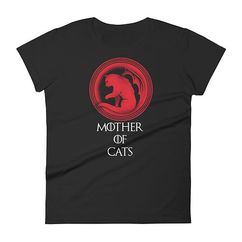 Mother of Cats - Women's Tee