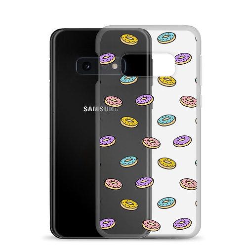 Mmm, Donuts - Samsung Case