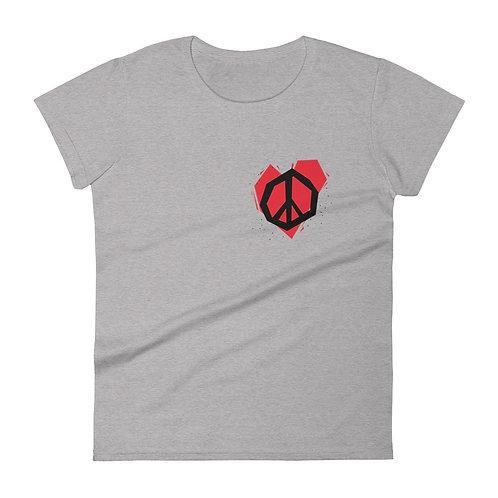 Love & Peace - Women's Tee