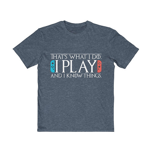 Play & Know - Men's