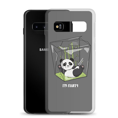 I'm Fluffy - Samsung Case