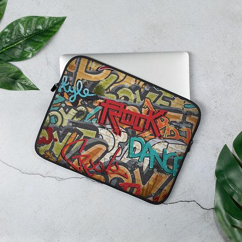 Graffiti Music - Laptop Sleeve