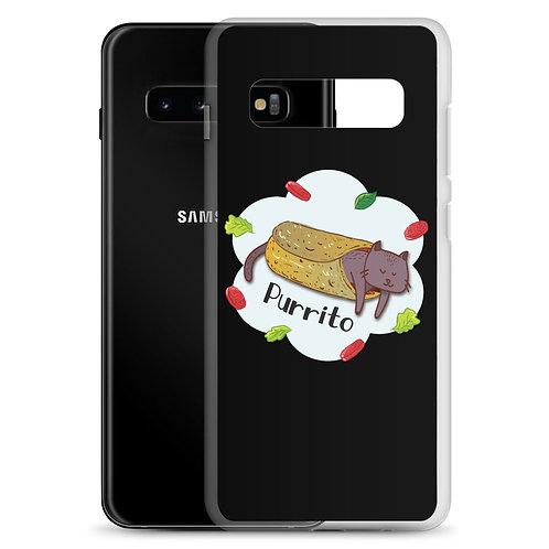 Purrito - Samsung Case