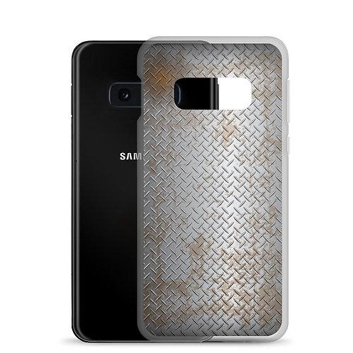 Rustic Metal - Samsung Case