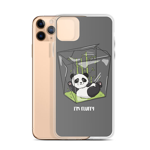 I'm Fluffy - iPhone Case