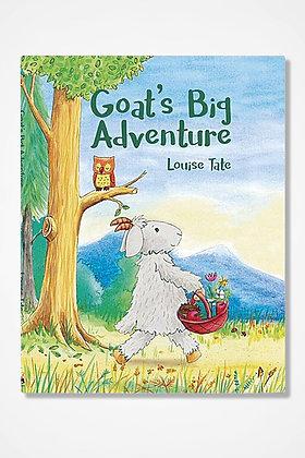 Goat's Big Adventure