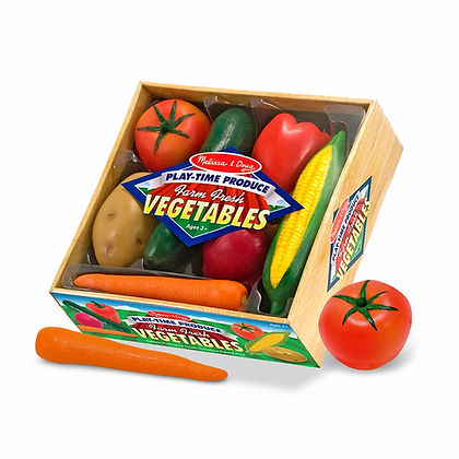 Playtime Produce - Farm Fresh Vegetables