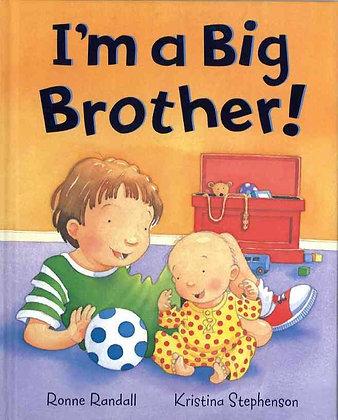 I'm A Big Brother Book