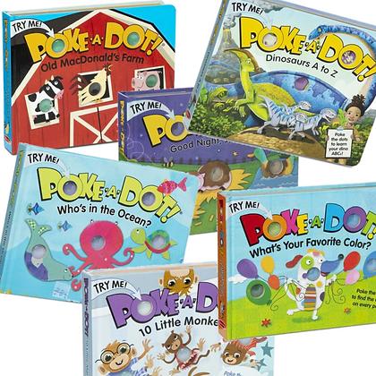 Poke-A-Dot Books