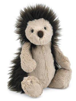 Bashful Woodland Hedgehog