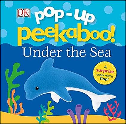 Pop-Up Peekaboo - Under the Sea