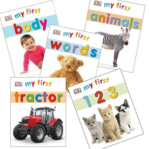 My First... Books