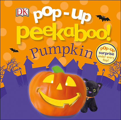 Pop-Up Peekaboo - Pumpkin