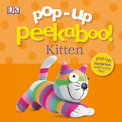 Pop-Up Peekaboo - Kitten