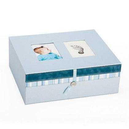 Keepsake Box - Blue