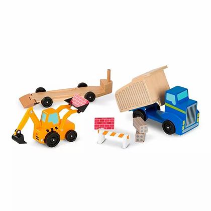 Dump Truck & Loader