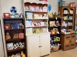 Jellycat Books and Stuffed Animals