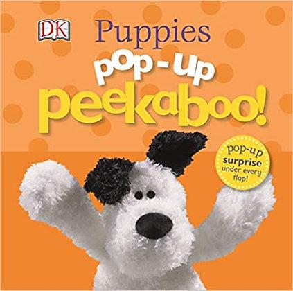 Pop-Up Peekaboo - Puppies