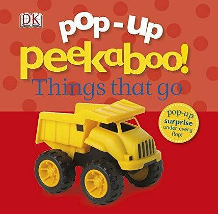Pop-Up Peekaboo - Things That Go