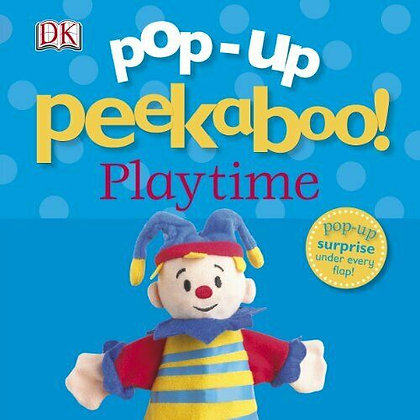 Pop-Up Peekaboo - Playtime
