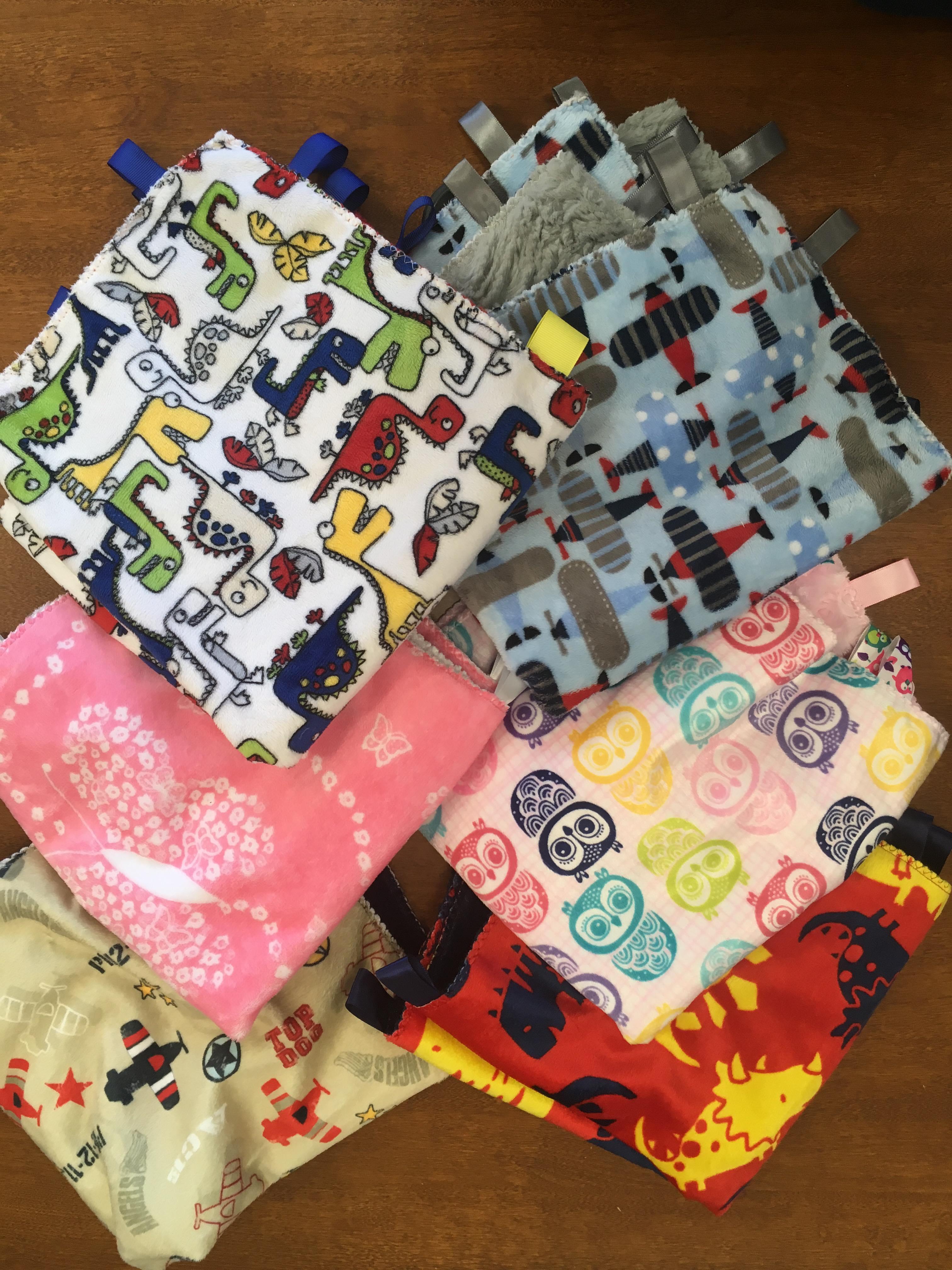 Handmade Snuggle Blankets