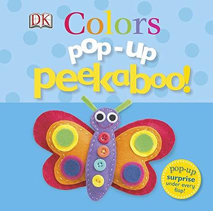 Pop-Up Peekaboo - Colors