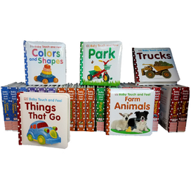 Baby Touch & Feel Books