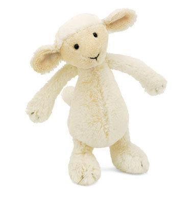 Bashful Lamb