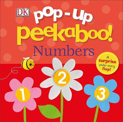 Pop-Up Peekaboo - Numbers