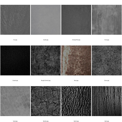 Photoshop Textures - Natural Style Bundle