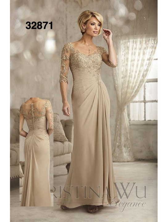 Christina Wu Elegance Mother of the Bride Dress