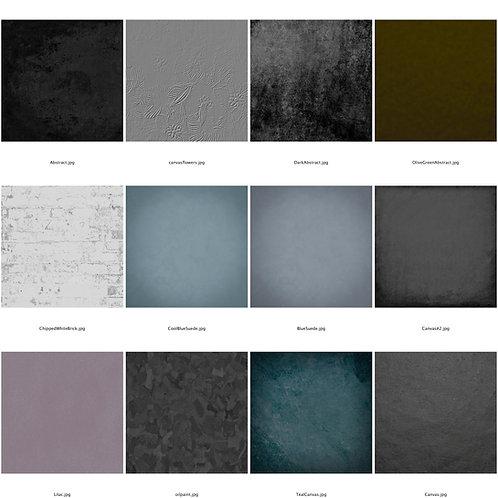 Photoshop Textures - Art Style Bundle