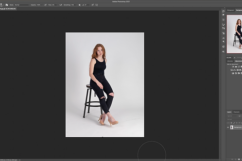 Intro 2 Photoshop Video Tutorial