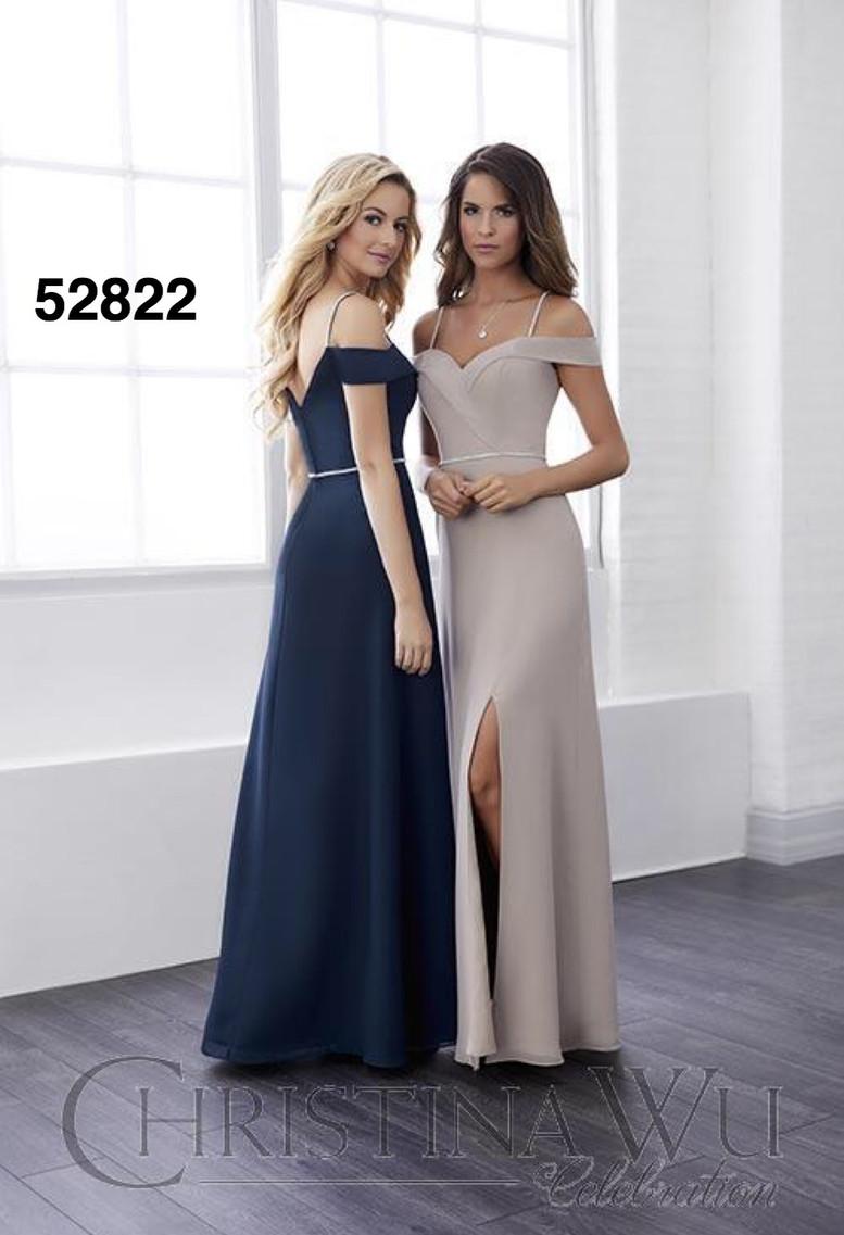 Christina Wu Elegance Line Bridesmaid Dress