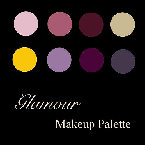 Glamour Makeup Palette