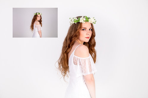 Dreamy Whites Collection