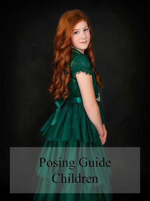 Children's Posing Guide