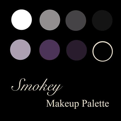 Smokey Makeup Palette