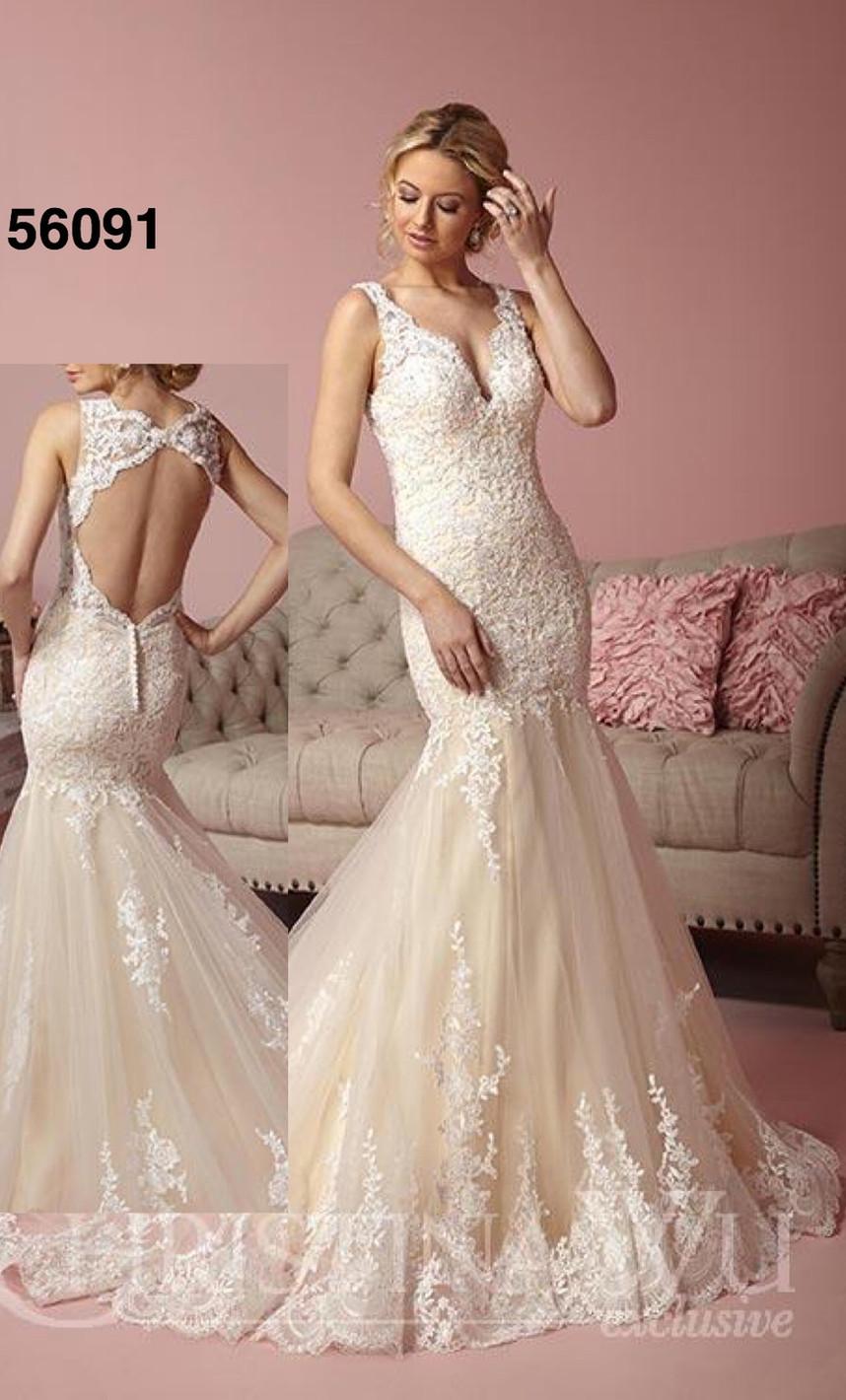 Jacquline Exclusive Wedding Dress