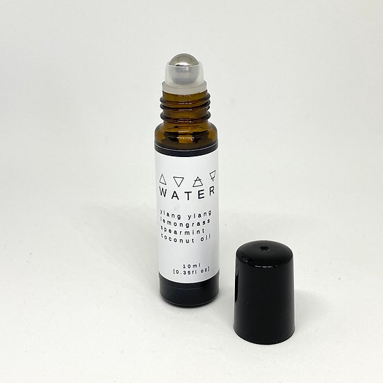 Water 10ml pulse point