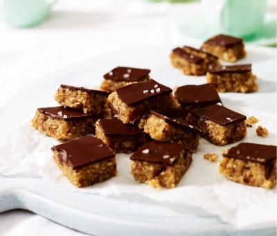 Easy Vegan & Gluten Free Chocolate Bites